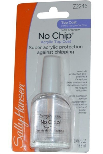 Sally Hansen No Chip 13ml Acrylic Top Coat