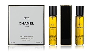 Chanel Chanel No.5  EdP spray 3x 20 ml
