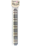 New York NailCare - PinkeeS - Pro Nail File 17 cm Long