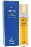 Elizabeth Taylor - Diamonds & Sapphires -  EdT 100 ml
