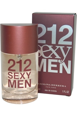 Carolina Herrera 212 Sexy Men EdT 30 ml