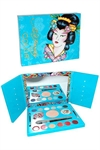 Ed Hardy Color Set-Eyeshadow, Lipcolor Bronzer, Solid Perfume
