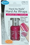 Sally Hansen - Hard as Nails -  Hard as Wraps 11.8 ml Berry Frost