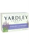 Yardley - English Lavender -  Natural Moisturising Bath Bar 120 g