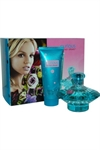 Britney Spears Curious gavesæt EDP 100ml Body Souffle 100ml