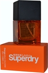 Superdry  Orange Men EdC 25 ml