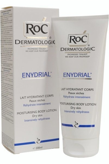 RoC Enydrial Moisturising Body Lotion 200ml for Dry Skin