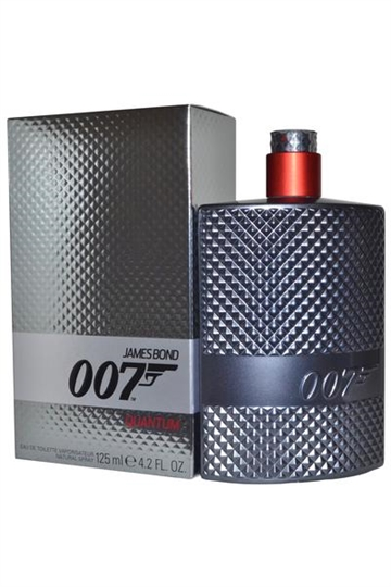 James Bond Quantum 007 James Bond EdT 125 ml