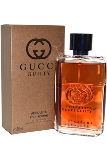 Gucci Gucci Guilty Absolute pour Homme EdP Spray 50 ml
